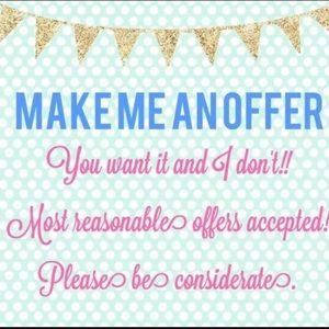 Let's make a deal!!! Or bundle 😊